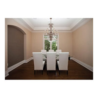Savoy House 1-1398-9-256 Antoinette 9 Light 28 inch New Mocha Chandelier Ceiling Light alternative photo thumbnail