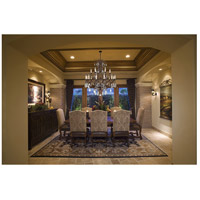 Savoy House 1-1404-18-56 Florence 18 Light 40 inch New Tortoise Shell Chandelier Ceiling Light alternative photo thumbnail