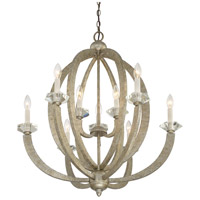 Savoy House 1-1555-9-122 Forum 9 Light 27 inch Gold Dust Chandelier Ceiling Light alternative photo thumbnail