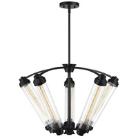Savoy House 1-16002-5-44 Pike 5 Light 27 inch Classic Bronze Chandelier Ceiling Light