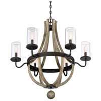 Savoy House 1-2100-6-70 Eden 6 Light 29 inch Weathervane Garden Chandelier alternative photo thumbnail
