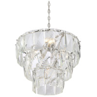Savoy House 1-2175-7-109 Turner 7 Light 20 inch Polished Nickel Chandelier Ceiling Light alternative photo thumbnail
