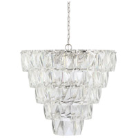Savoy House 1-2176-10-109 Turner 10 Light 28 inch Polished Nickel Chandelier Ceiling Light alternative photo thumbnail