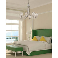 Savoy House Camden 8 Light Chandelier in Polished Nickel 1-241-8-109 alternative photo thumbnail