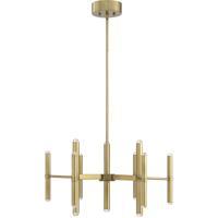 Savoy House 1-2600-18-322 Barnum LED 26 inch Warm Brass Chandelier Ceiling Light