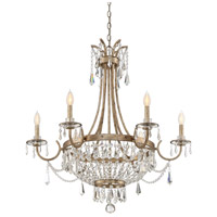 Savoy House 1-3060-6-60 Claiborne 6 Light 33 inch Avalite Chandelier Ceiling Light alternative photo thumbnail