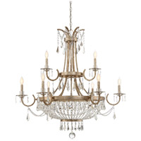 Claiborne 9 Light 38 inch Avalite Chandelier Ceiling Light
