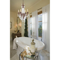 Savoy House Signature 4 Light Chandelier in New Tortoise Shell 1-3400-4-56 alternative photo thumbnail
