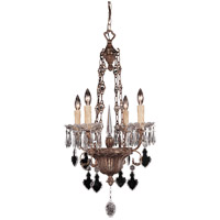 Savoy House Marie 4 Light Chandelier in Vintage Gold 1-34018-4-300 photo thumbnail