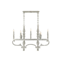 Westbrook 8 Light 17 inch Charisma Chandelier Ceiling Light