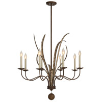 Mandolin 8 Light 32 inch Fiesta Bronze Chandelier Ceiling Light