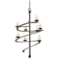 Napoli 8 Light 30 inch Durango Chandelier Ceiling Light