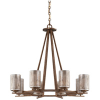 Savoy House Sonata 8 Light Chandelier in Warm Brandy 1-4126-8-166