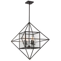 Savoy House Captiva 4 Light Pendant in English Bronze 1-489-4-13