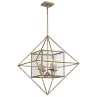 Savoy House Captiva 4 Light Pendant in Argentum 1-489-4-211