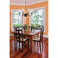 Savoy House Bancroft 9 Light Chandelier in Oiled Burnished Bronze 1-5451-8-28 alternative photo thumbnail
