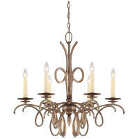 Savoy House Thyme 6 Light Chandelier in Oxidized Silver 1-6770-6-128 photo thumbnail