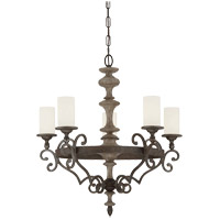 Savoy House Strathmore 5 Light Chandelier in Century Bronze 1-740-5-09