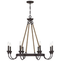 Artisan Rust Metal Chandeliers