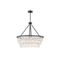 Savoy House 1-9294-7-13 Granby 7 Light 32 inch English Bronze Trestle Ceiling Light alternative photo thumbnail