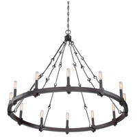 Savoy House 1-931-12-13 Adria 12 Light 39 inch English Bronze Chandelier Ceiling Light alternative photo thumbnail