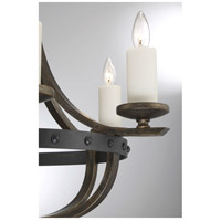 Savoy House 1-9530-6-196 Alsace 6 Light 25 inch Reclaimed Wood Chandelier Ceiling Light alternative photo thumbnail