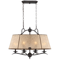 Savoy House Kennebec 6 Light Chandelier in Slate 1-9621-6-25 photo thumbnail