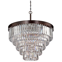 Savoy House 1-9802-9-28 Tierney 9 Light 33 inch Oiled Burnished Bronze Chandelier Ceiling Light alternative photo thumbnail