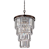 Savoy House 1-9803-19-28 Tierney 19 Light 33 inch Oiled Burnished Bronze Chandelier Ceiling Light alternative photo thumbnail