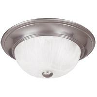 6-11264-11-SN Savoy House Savoy House 2 Light 11 inch Satin Nickel Flush Mount Ceiling Light