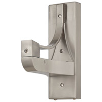 Sleep Fan Wall Bracket Satin Nickel Fan Accessory