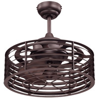 Savoy House 14-325-FD-13 Sea Side 14 inch English Bronze with Silver Blades Outdoor Fan D Lier