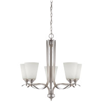 Savoy House Maremma 5 Light Chandelier in Pewter 1P-2176-5-69