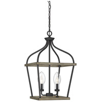 Danbury 2 Light 14 inch Weathervane Garden Chandelier