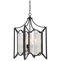 3-2181-4-13 Savoy House Savoy House 4 Light 16 inch English Bronze Pendant Ceiling Light