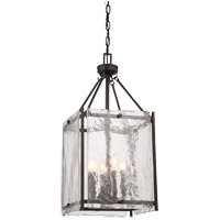 Savoy House 3-3041-4-13 Glenwood 4 Light 14 inch English Bronze Lantern