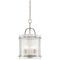 Savoy House Afton 3 Light Foyer in Satin Nickel 3-3085-3-SN