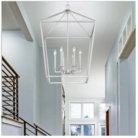 Savoy House 3-322-6-SN Townsend 6 Light 24 inch Satin Nickel Foyer Light Ceiling Light alternative photo thumbnail