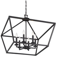Savoy House 3-325-6-44 Townsend 6 Light 26 inch Classic Bronze Foyer Light Ceiling Light alternative photo thumbnail