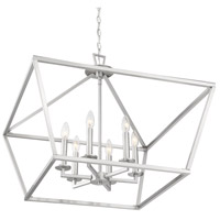Savoy House 3-325-6-SN Townsend 6 Light 26 inch Satin Nickel Foyer Light Ceiling Light alternative photo thumbnail