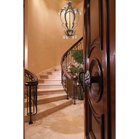 Savoy House Hensley 3 Light Foyer Pendant in Fiesta Bronze 3-4056-3-124 alternative photo thumbnail