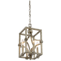 Savoy House 3-4302-4-242 Structure 4 Light 9 inch Aged Steel Foyer Light Ceiling Light 3-4302-4-242_D.jpg thumb