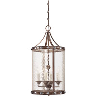 Savoy House Paragon 4 Light Foyer in Guilded Bronze 3-6037-4-131