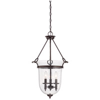 Savoy House Trudy 3 Light Foyer in English Bronze 3-7132-3-13