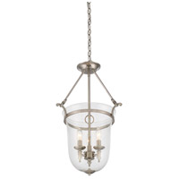 Savoy House 3-7132-3-SN Trudy 3 Light 16 inch Satin Nickel Pendant Ceiling Light alternative photo thumbnail
