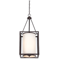 Savoy House Aston 4 Light Foyer in English Bronze 3-7641-4-13
