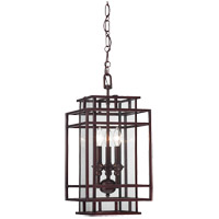 Savoy House Harmony 3 Light Foyer in Mohican Bronze 3-8202-3-121