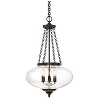 Lowry 3 Light 16 inch English Bronze Pendant Ceiling Light