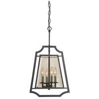 Savoy House 3-909-4-105 Ives 4 Light 16 inch Empyrean Foyer Pendant Ceiling Light
