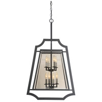 Ives 8 Light 22 inch Empyrean Foyer Pendant Ceiling Light